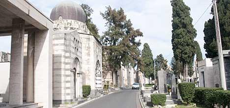 Fase2, martedì 5 maggio riaprono i cimiteri con accessi limitati »  Comunicati Stampa