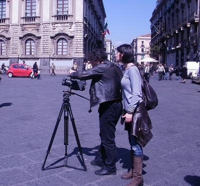 La citt di catania nel video istituzionale enac sugli for Ufficio decoro urbano catania